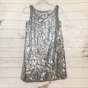 Free People Sequin Mini Dress Formal Holiday 4